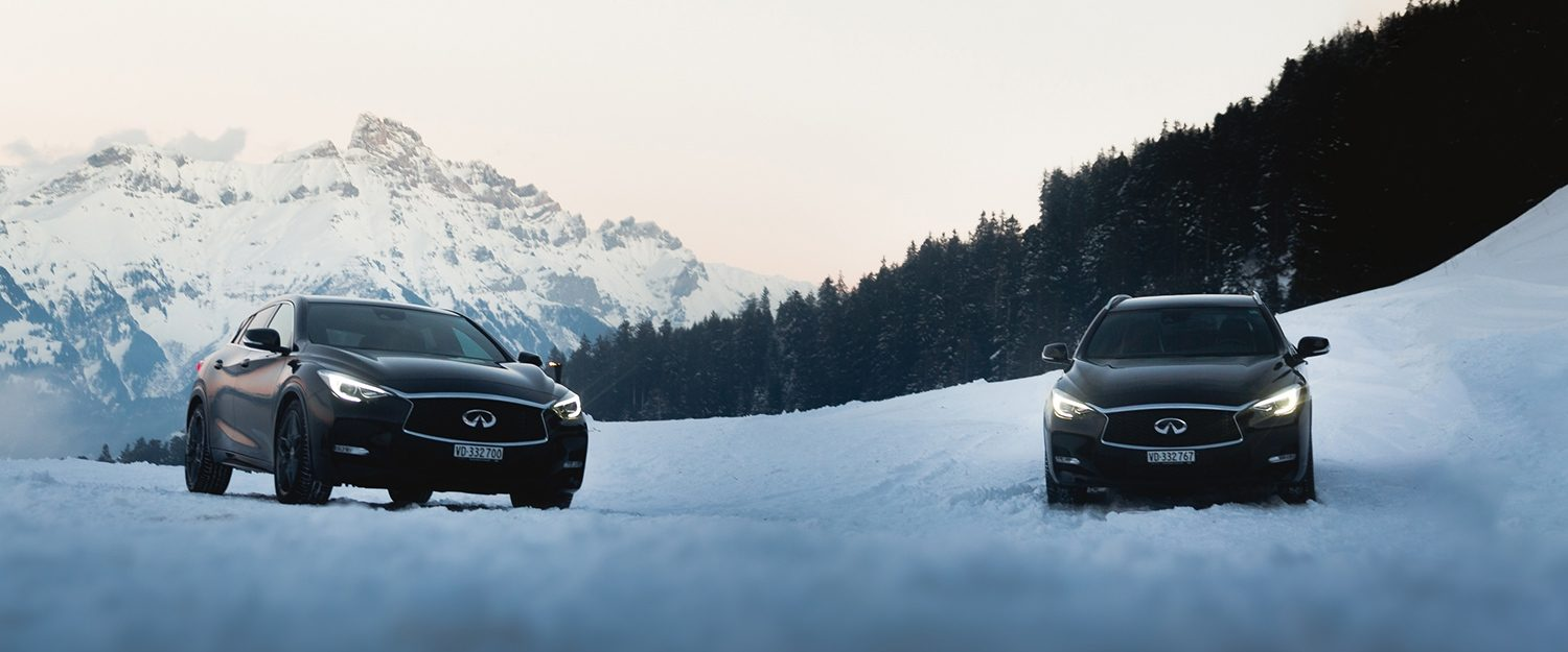 Infiniti Winter Escape