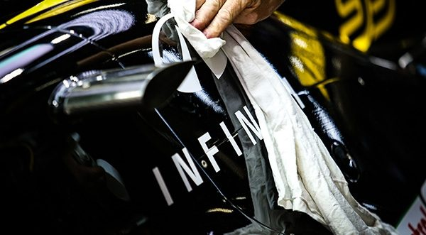 Infiniti and Renault Sport Formula One