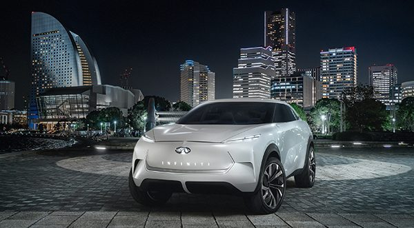 Infiniti Electric Cars