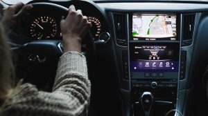 2019 INFINITI Q30 Crossover Connectivity