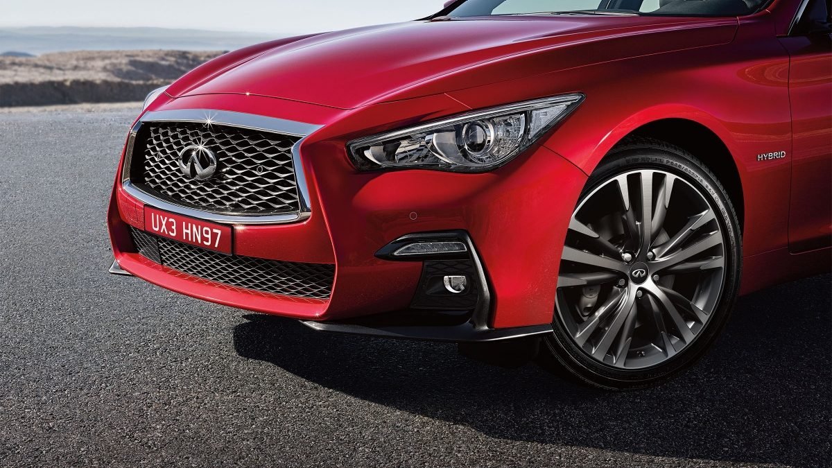 Performances de la Q50