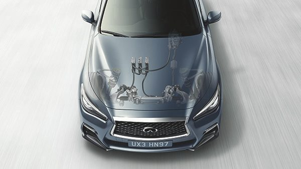 2019 INFINITI Q50 Performance | Steering