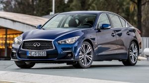 2019 INFINITI Q50 Specifications