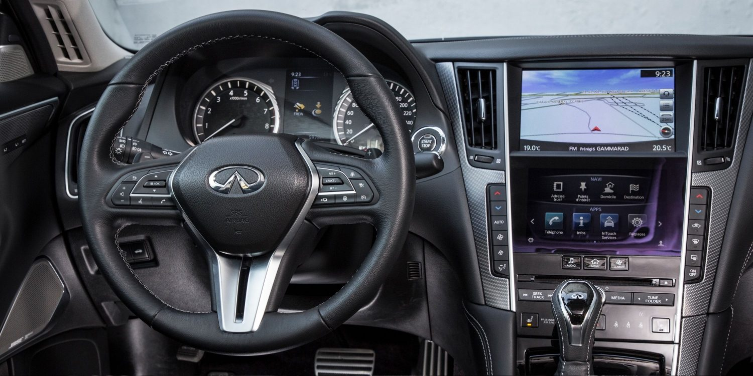 Q50 Connectivity