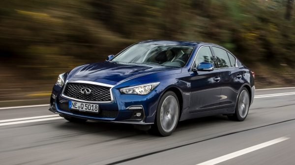 2019 INFINITI Q50 Performance | Up to 400 Horsepower