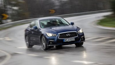 2019 INFINITI Q50 Performance | On Road