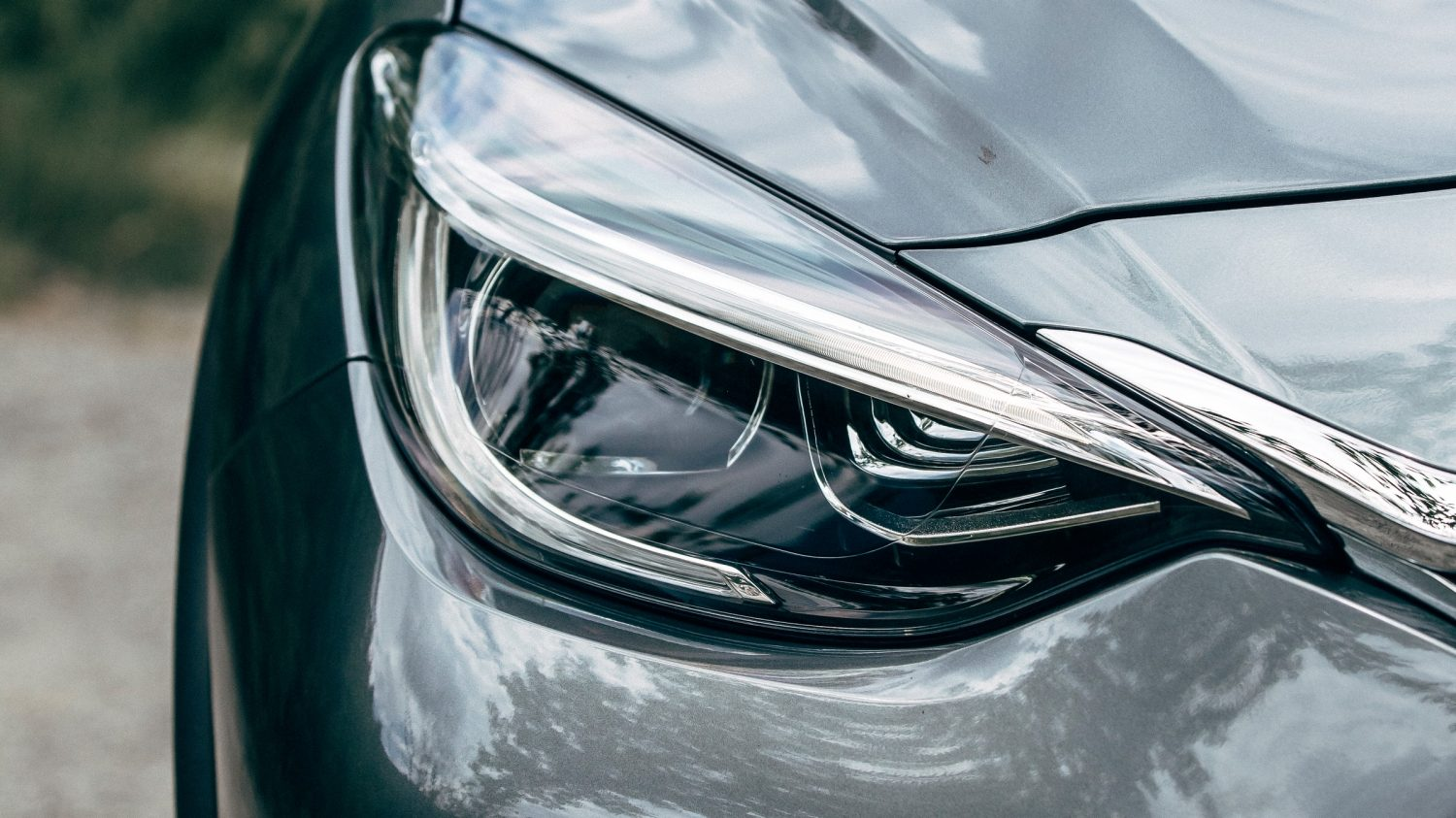 QX30 Headlights