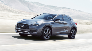2018 INFINITI QX30 Crossover - Specificaties