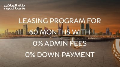 Auto leasing up to 60 Months