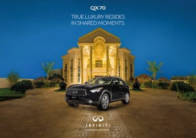 INFINITI Oman offers exciting Ramadan deal on premium crossover QX70