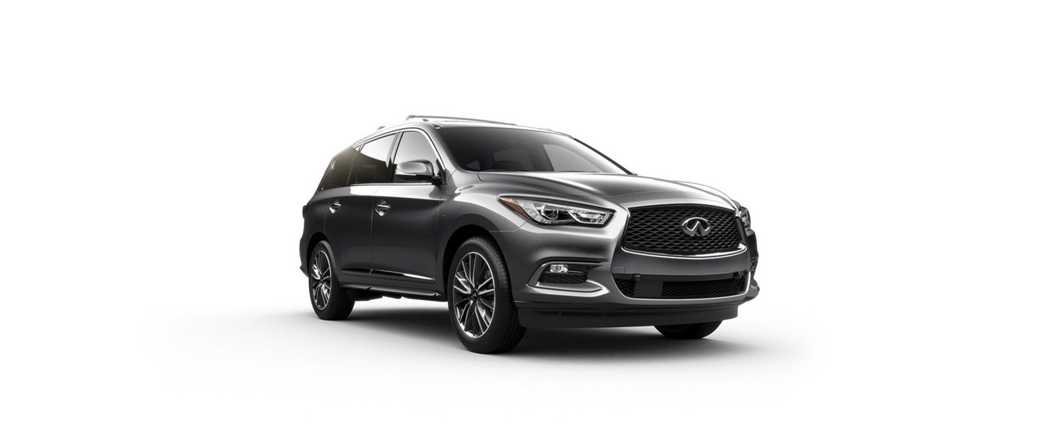 QX60 Graphite Shadow