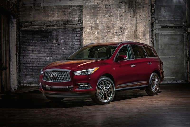 QX60 LIMITED