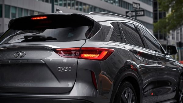 2020 INFINITI QX50 Luxury Crossover LED Taillights