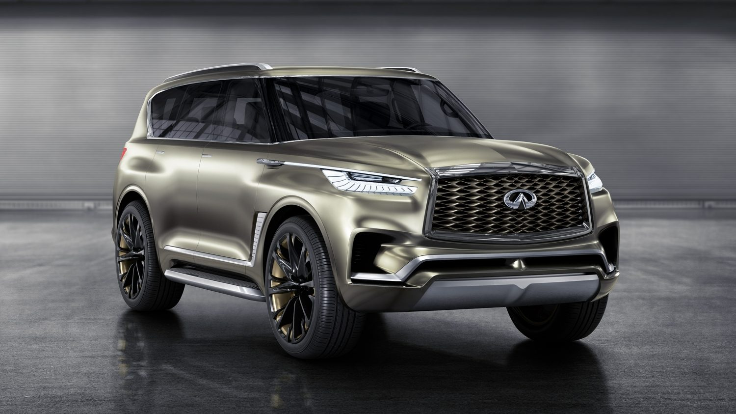 your infiniti suv suvs not everyday reviews infinity drive first