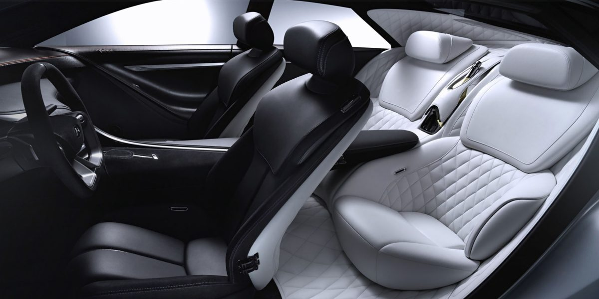 m monograph led rear ximg the of concept infinity infiniti s vehicles view suv luxury l brake lights side smart driver