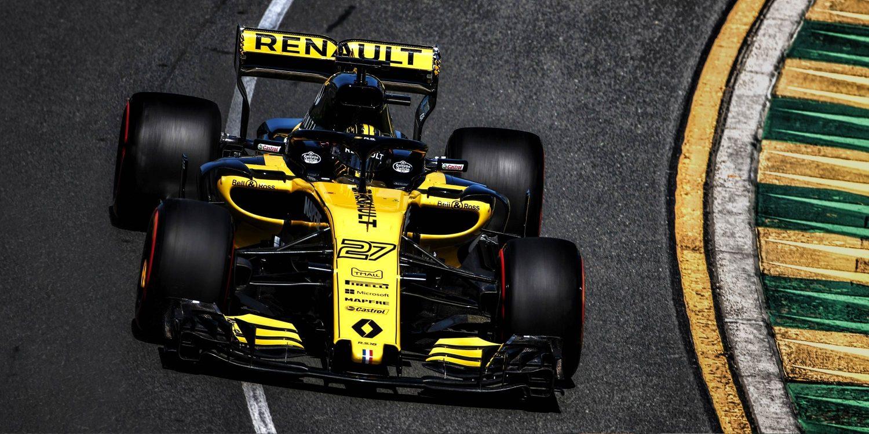 Die Partnerschaft von INFINITI F1 und dem Renault Sport Formel 1 ...