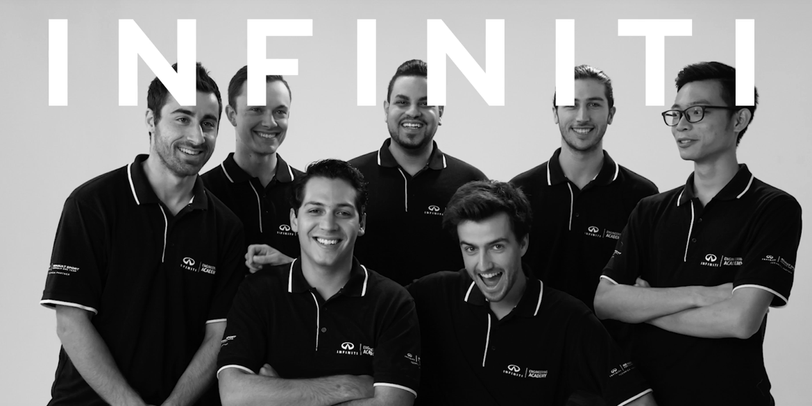 Classe 2018 INFINITI Engineering Academy