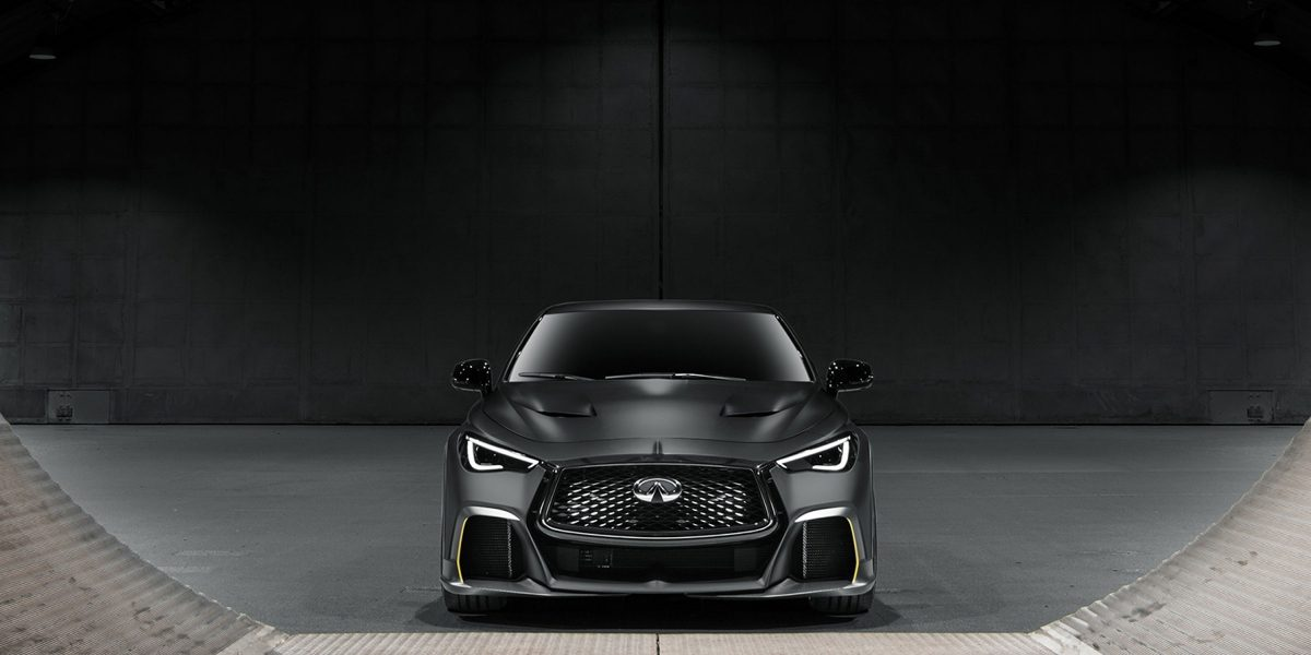 Infiniti Concept Vehicles INFINITI Project BLACK S Concept | INFINITI