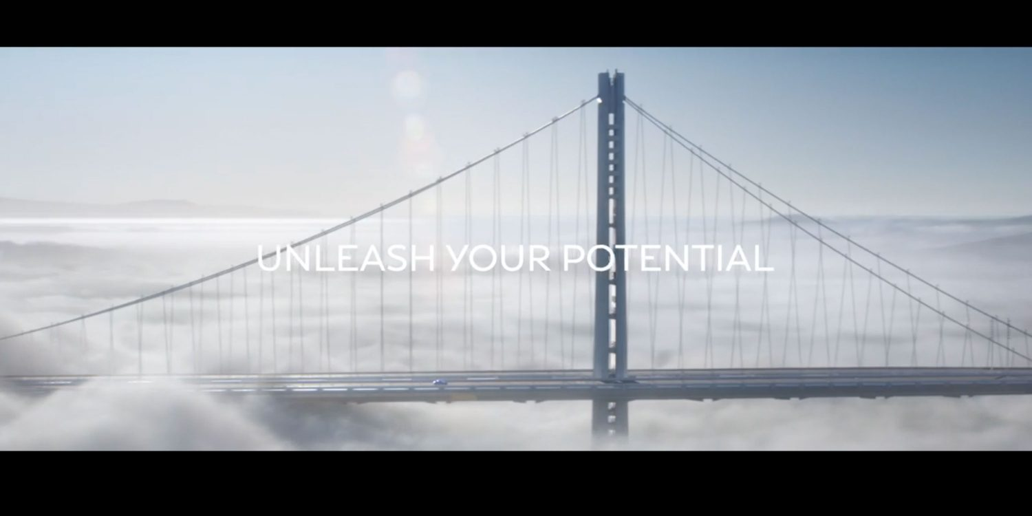 UNLEASH YOUR POTENTIAL VIDEO