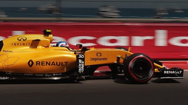 INFINITI AND RENAULT SPORT FORMULA ONE™ TEAM