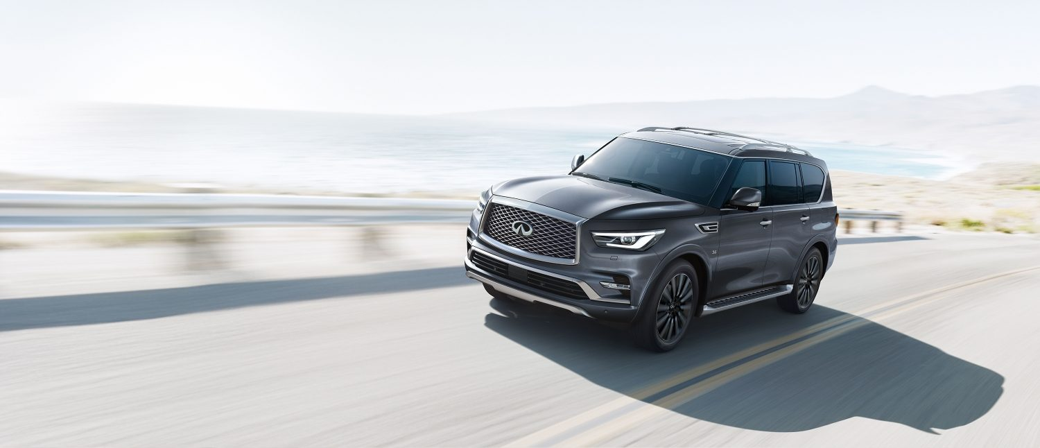QX80 LIMITED EDITION