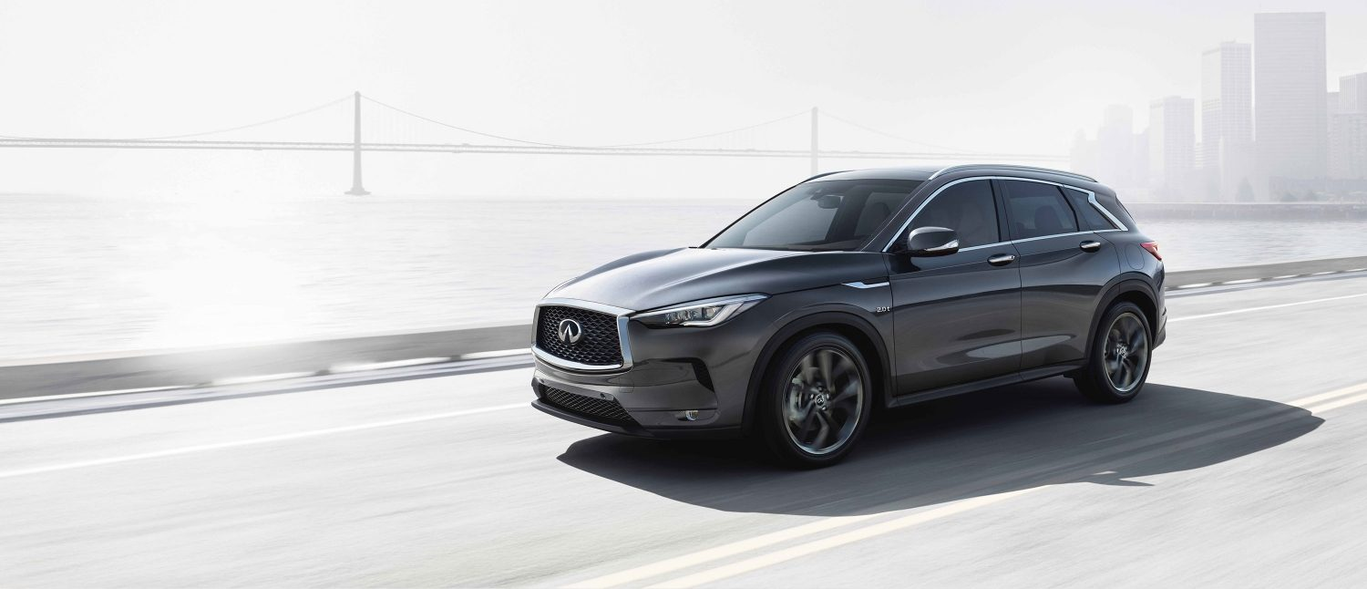 INFINITI Oman | Luxury Sedans, Hybrids, SUVs and Crossovers