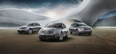 Infiniti Middle East together with Arabian Automobiles introduce two new premium crossovers