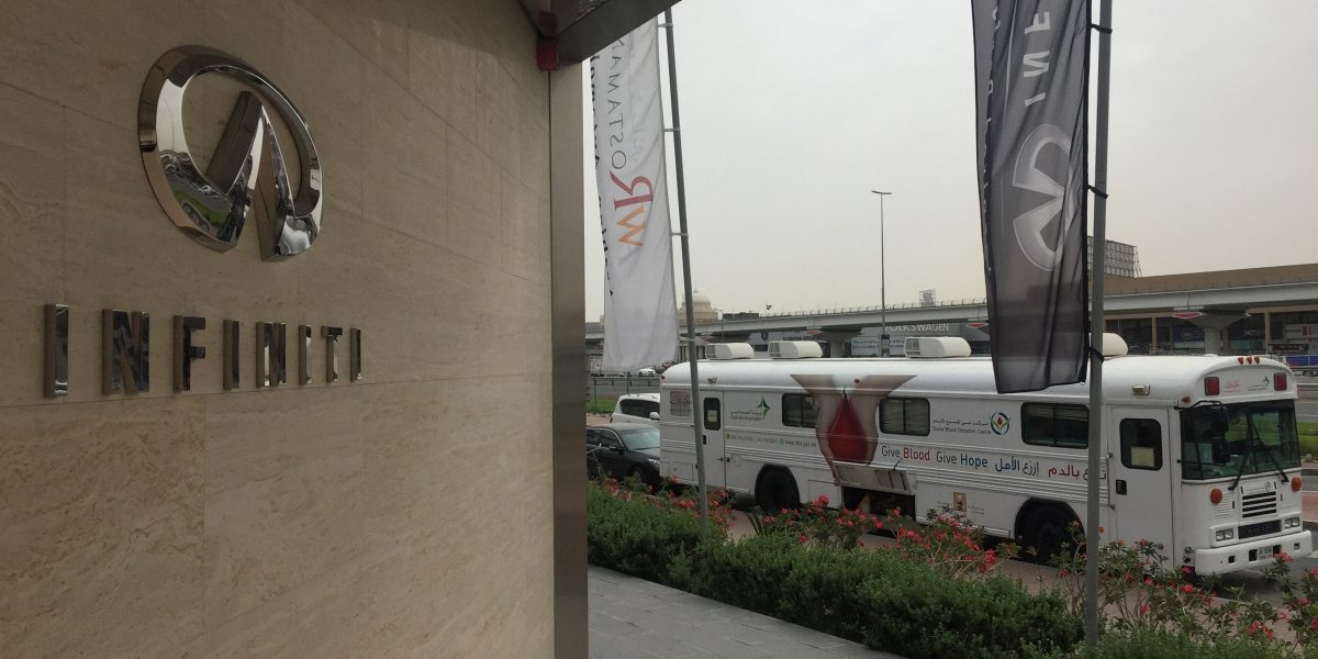 Arabian Automobiles Company Launches Successful Blood Donation Campaign