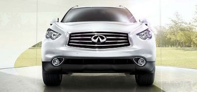 INFINITI'S ENHANCED FX CROSSOVER
