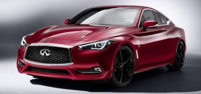 Designed and engineered to perform - Infiniti reveals daring Q60 sports coupe at NAIAS 2016