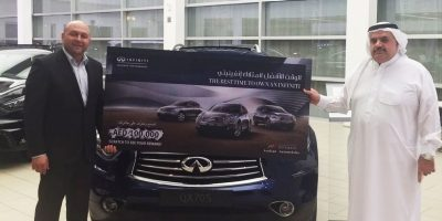More Winners Announced with Infiniti of Arabian Automobiles Company