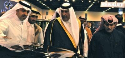 INFINITI Qatar | News & Events | New Partnerships & more
