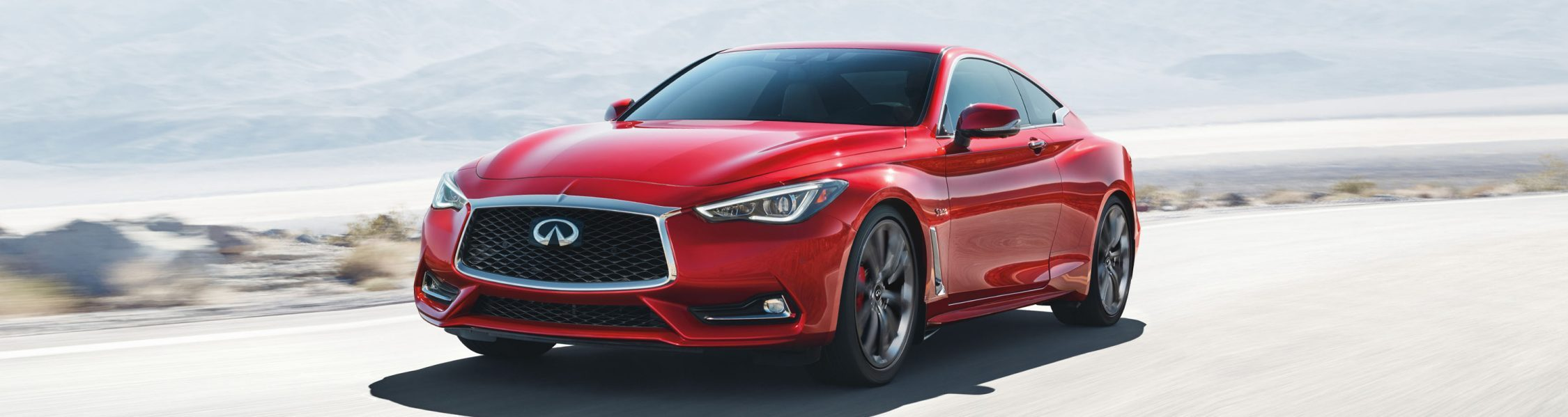 2018 INFINITI Q60 Red Sport 400 Performance Sports Coupe
