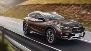 2020 INFINITI QX30 SUV Specification Thumbnail