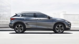 2020 INFINITI QX30 Crossover Design Features