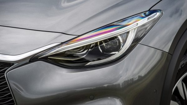2020 INFINITI QX30 Premium Crossover LED Daytime Running Headlights