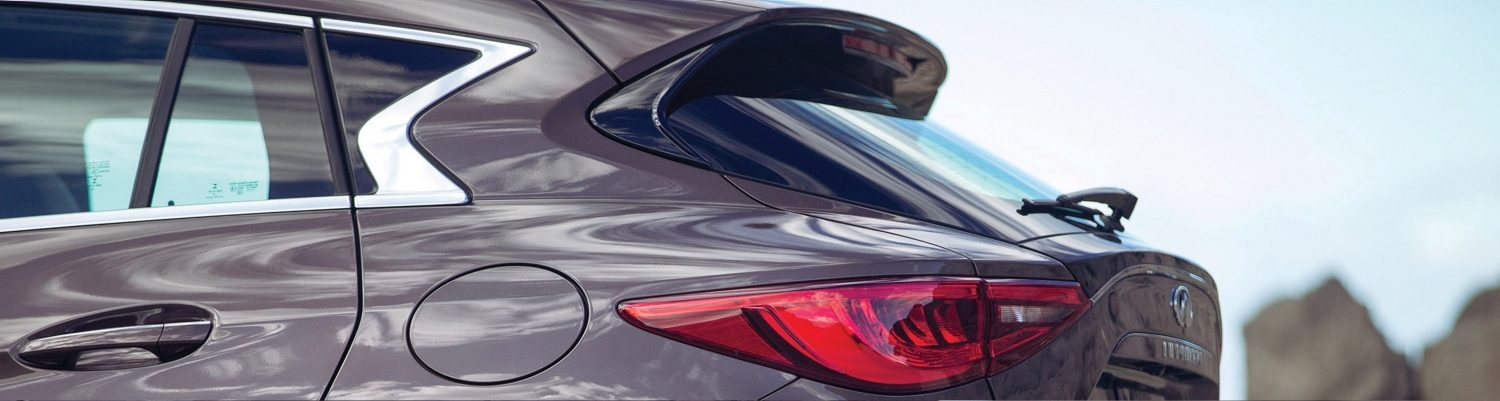 2020 INFINITI QX30 Premium Crossover Design and Styling