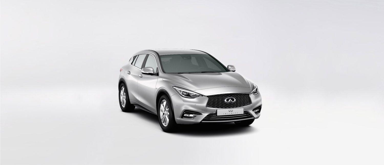 INFINITI Dubai | 2018 INFINITI Q30 - Sport Compact Hatchback