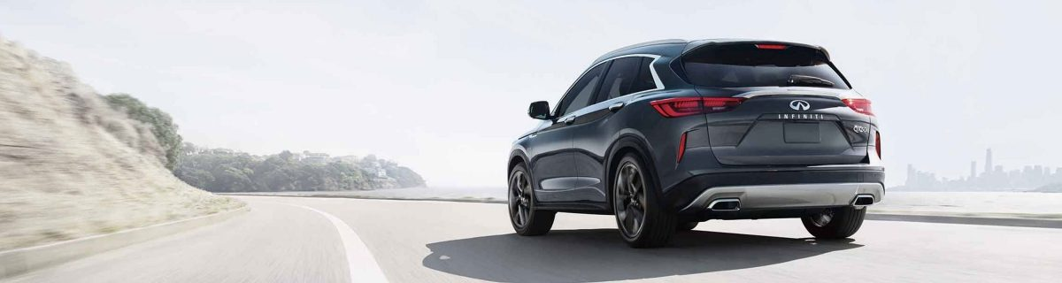 2019 INFINITI QX50 Luxury Crossover Design