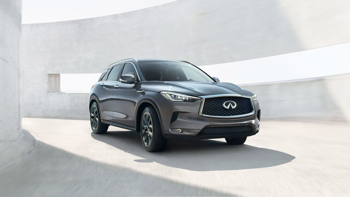 2019 INFINITI QX50 Luxury Crossover Safety Features