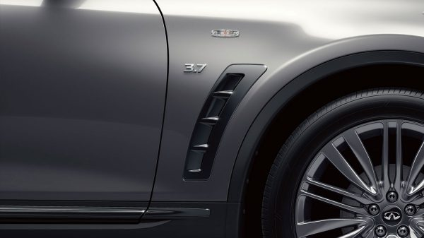 2018 INFINITI QX70 Air Vents